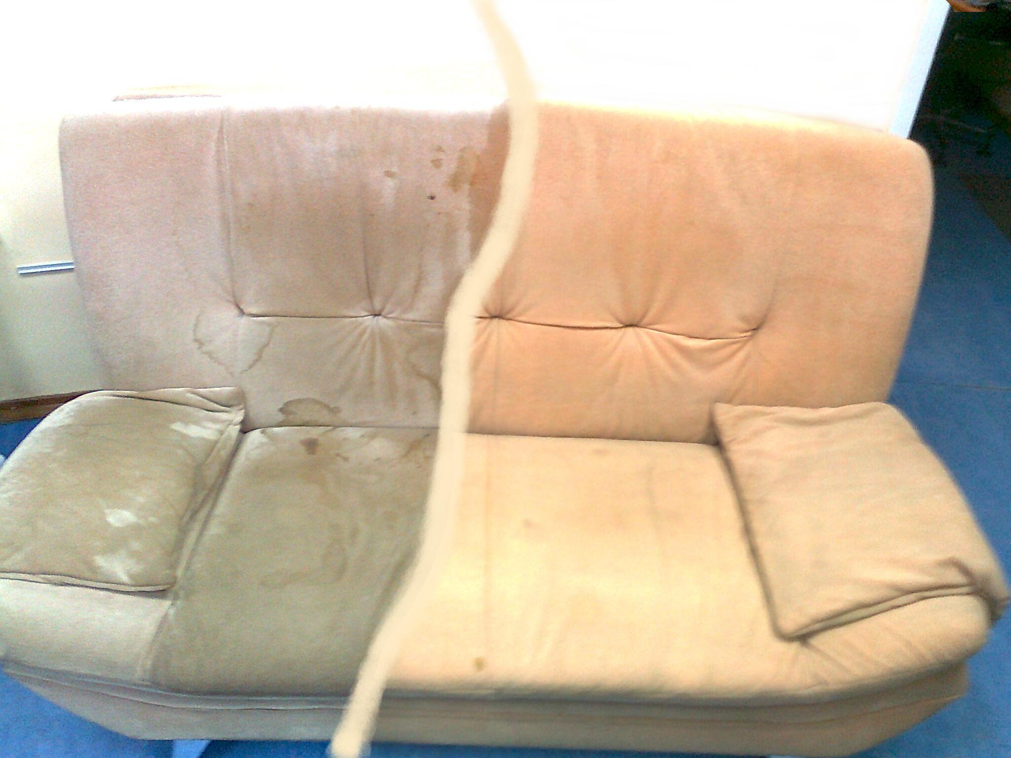 Чистка мягкой мебели Днепр