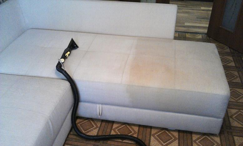 Заказать химчистку мягкой мебели.